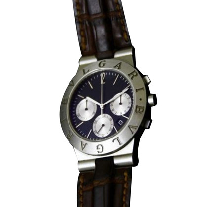 "Bulgari Watch ""Diagono Chronograph"""