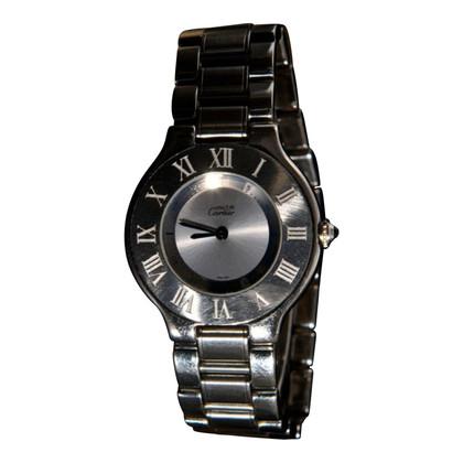 """Cartier Clock """"Moet de Cartier 21"""""""