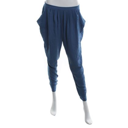 Elisabetta Franchi Pantaloni in Blue