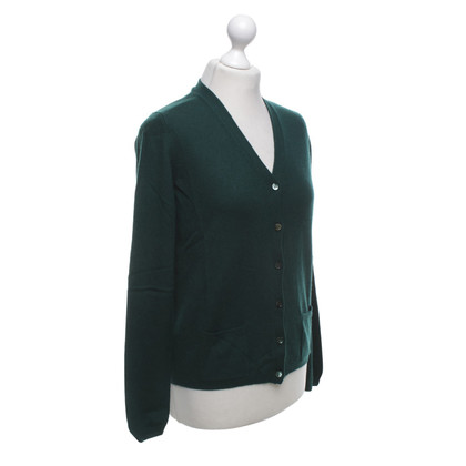 Strenesse Cardigan in verde scuro