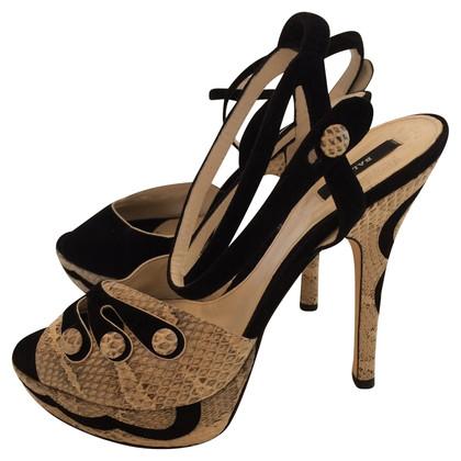 Bally High Heels