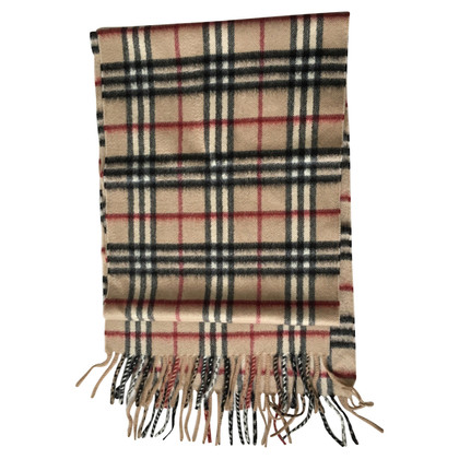 Burberry Cashmere Sjaal