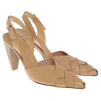 Walter Steiger pumps in brown