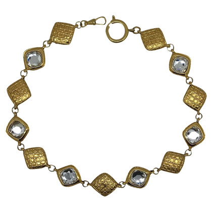 Chanel Chanel necklace in gold metal