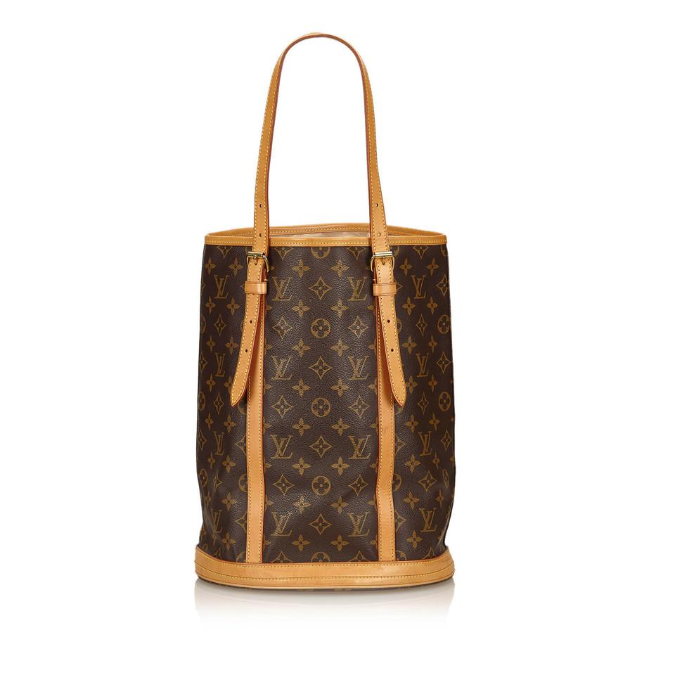 "Louis Vuitton ""Bucket GM Monogram Canvas"""