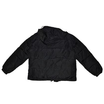 Armani Jeans Black donsjack