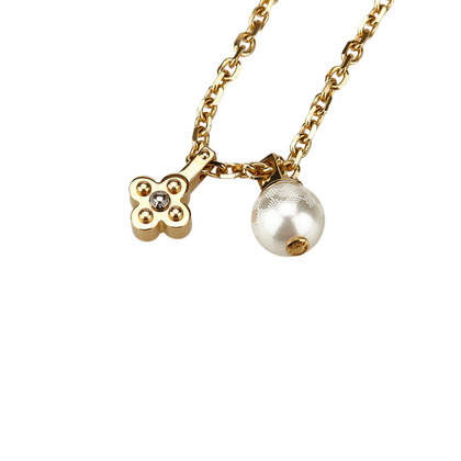 "Louis Vuitton Necklace ""Flower Charmy"""