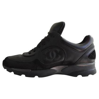 Chanel chaussures de tennis