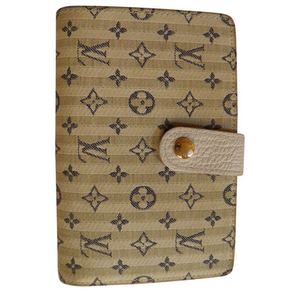 Louis Vuitton Agenda from Monogram Mini Lin