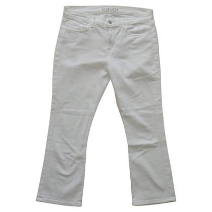 J Brand Jeans in bianco