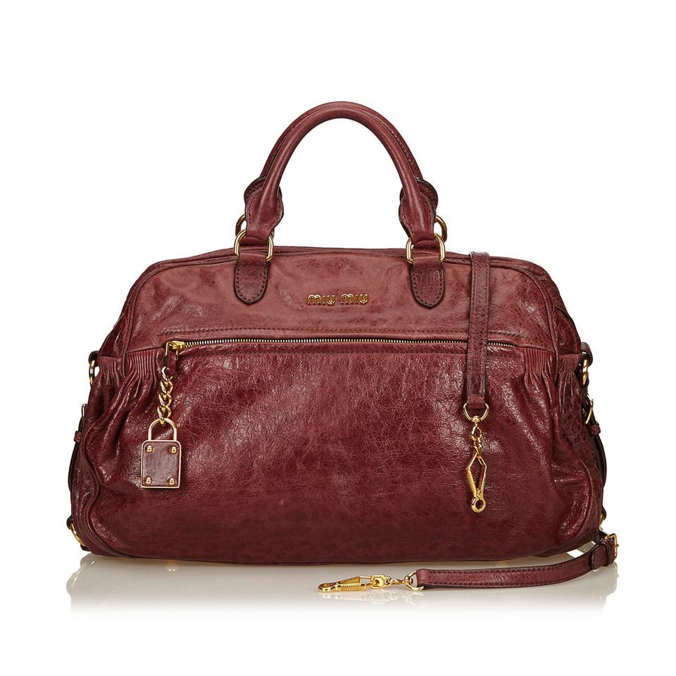 miu miu handtasche second hand miu miu handtasche gebraucht kaufen f r 284 00 2565523. Black Bedroom Furniture Sets. Home Design Ideas