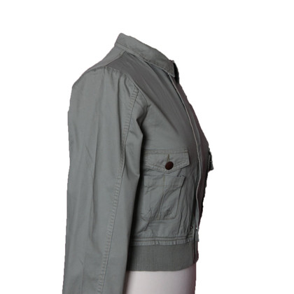 DKNY Light green jacket