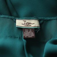 Issa Silk dress with gemstones