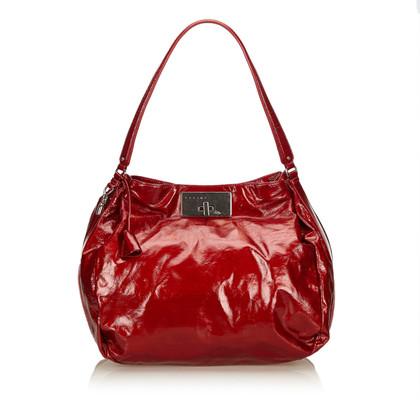 Céline Patent leather shoulder bag