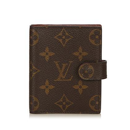 """Louis Vuitton """"Mini Agenda Fonctionnel Monogram Canvas"""""""