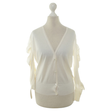 Dries van Noten Cardigan in crema