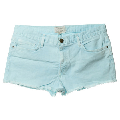 Current Elliott Shorts blauw