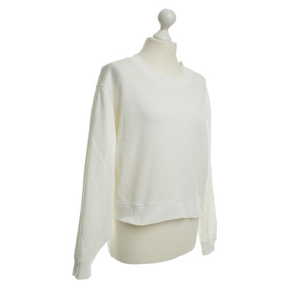 Acne Pullover in Weiß