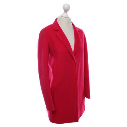 Marc Cain Coat in Roze