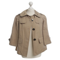 Tara Jarmon The trench coat style jacket