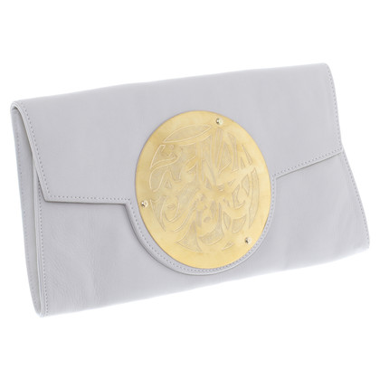 Other Designer Dareen Hakim - clutch leather