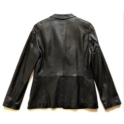 Natan blazer Leather