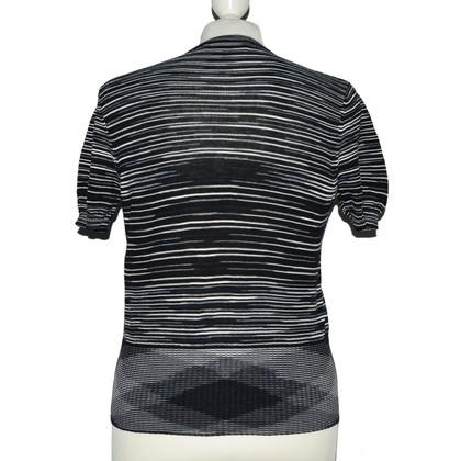 Missoni Cotton Striped Cardigan