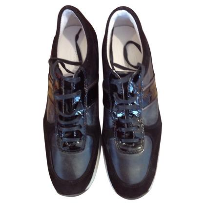 Navyboot sneaker