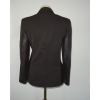 Hugo Boss Blazer with leather