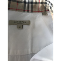 Burberry Bluse mit Nova-Check-Muster