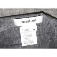 Helmut Lang Strickjacke mit Wasserfallkragen