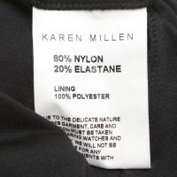 Karen Millen Rock mit Stickerei