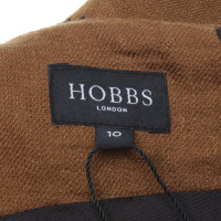 Hobbs Leinenkleid in Bicolor