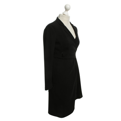Max Mara Coat in black