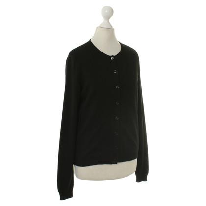 Ralph Lauren Cashmere cardigan, silk lining. Size M