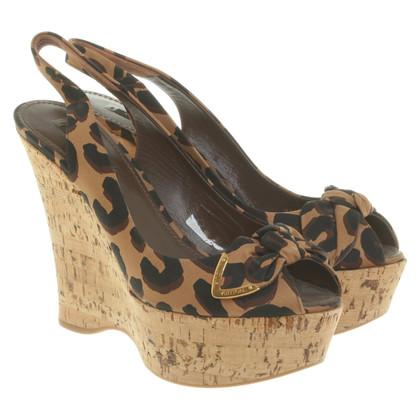 Louis Vuitton Sandals with wedge heel