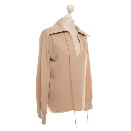 See by Chloé Blusa in Beige