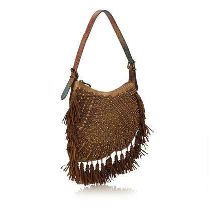 Fendi Handbag with tassels