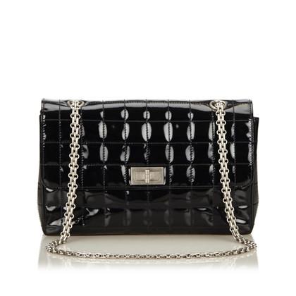 """Chanel """"Choco Bar Reissue Flap Bag"""""""