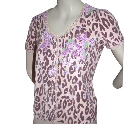 Blumarine camicia maglia