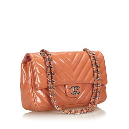 "Chanel ""Chevron Flap Bag Medium"""