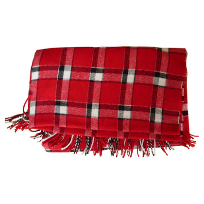 Marc by Marc Jacobs Checkered scarf