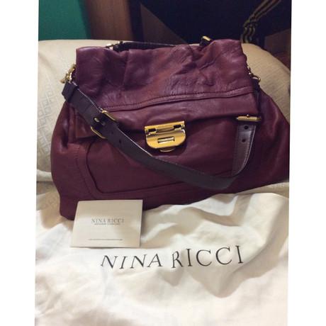 Rabatt Erstaunlicher Preis Nina Ricci Handtasche Andere Farbe Genießen Zu Verkaufen nsG2Ak