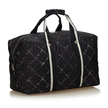 "Chanel ""Old Travel Line Tote Bag"""