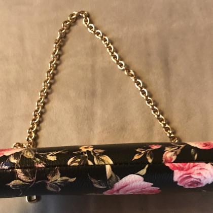 Dolce & Gabbana Clutch bag with flowers