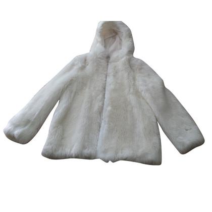 Blumarine giacca di pelliccia Faux