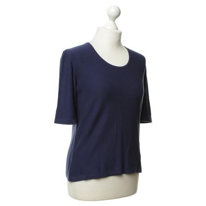 Sonia Rykiel top in blue