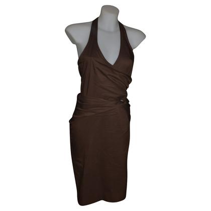 Gucci Bruine jurk