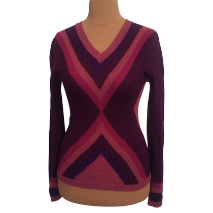Karen Millen Sweaters made of wool with sparkle thread