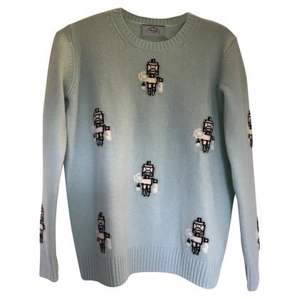 Prada Sweater met patroon